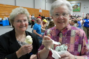 Sisters of Notre Dame at Annual BBQ and Boutique